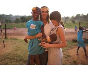 Andrew, Carissa & Rinah Gallo