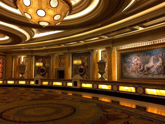 Is this the real Caesar's Palace?
